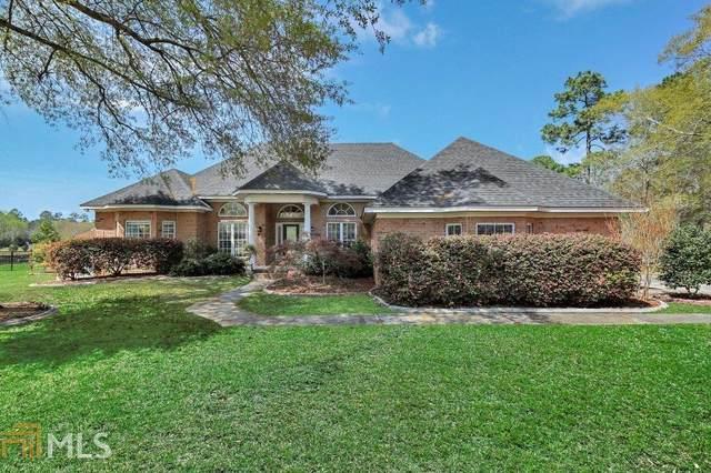 848 Woods Hole Cir, Statesboro, GA 30461 (MLS #8758772) :: Buffington Real Estate Group