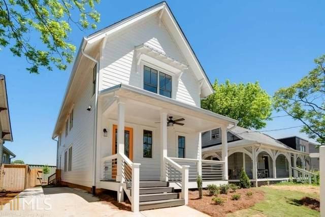 958 Wylie St Se, Atlanta, GA 30316 (MLS #8759040) :: Athens Georgia Homes