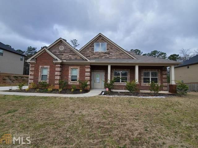 3462 Heritage Estates, Lithonia, GA 30038 (MLS #8759141) :: Military Realty