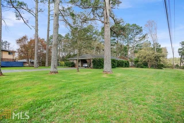 2855 Baker Rd, Acworth, GA 30101 (MLS #8759245) :: Buffington Real Estate Group