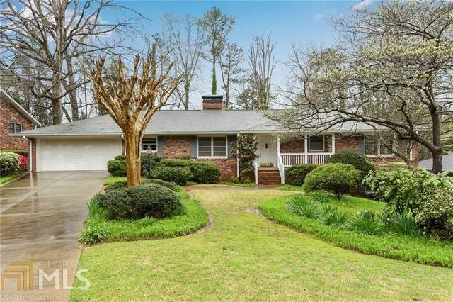 455 Forest Valley Rd, Sandy Springs, GA 30342 (MLS #8759347) :: Athens Georgia Homes