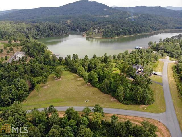 91 Northshore Lot, Blairsville, GA 30512 (MLS #8759419) :: The Heyl Group at Keller Williams