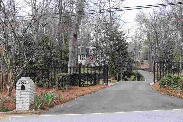 7575 NE Ball Mill Rd, Sandy Springs, GA 30350 (MLS #8759488) :: Buffington Real Estate Group