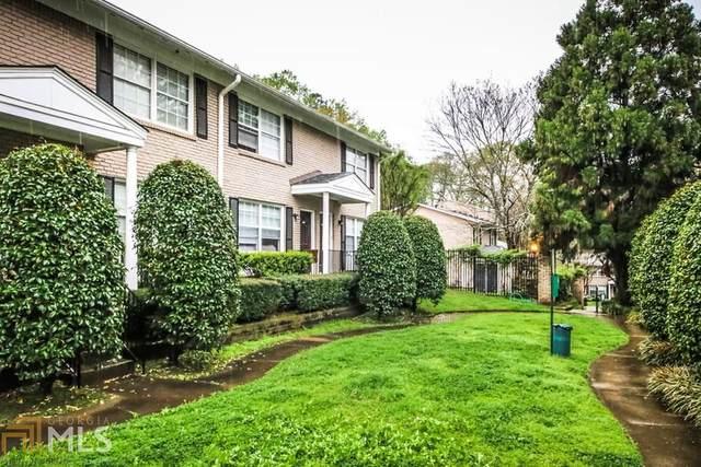 2232 Dunseath Ave #205, Atlanta, GA 30318 (MLS #8759516) :: Buffington Real Estate Group