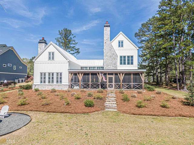158 Lakeview Dr, Eatonton, GA 31024 (MLS #8759556) :: Buffington Real Estate Group