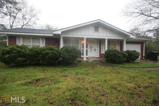 215 Harrison Rd, Rome, GA 30165 (MLS #8759573) :: Athens Georgia Homes