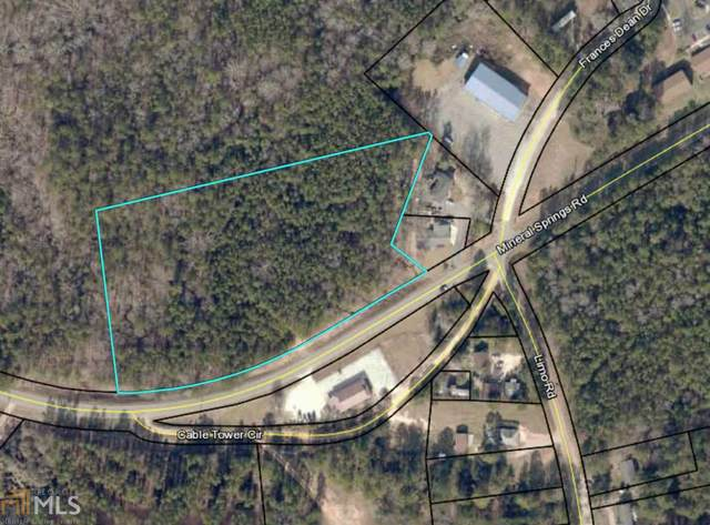 1348 Mineral Springs Rd, Elberton, GA 30635 (MLS #8759635) :: Buffington Real Estate Group