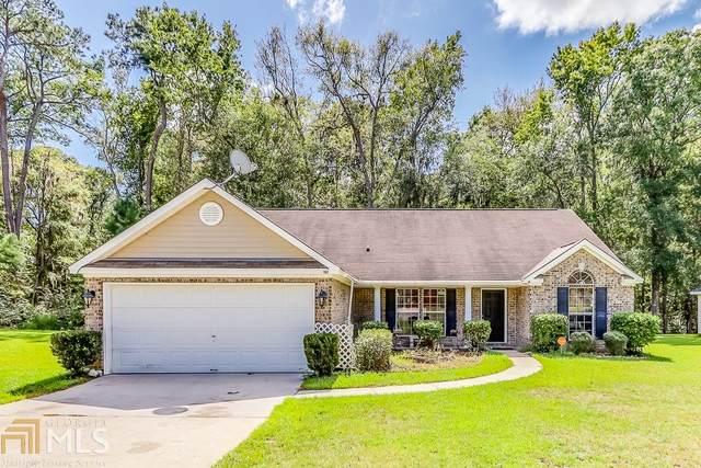 160 Silverton Rd, Pooler, GA 31322 (MLS #8759651) :: Athens Georgia Homes