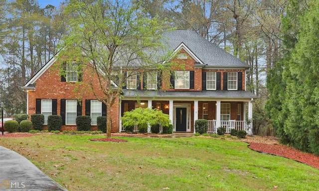 205 Driftwood Tr, Fayetteville, GA 30215 (MLS #8759803) :: Rettro Group