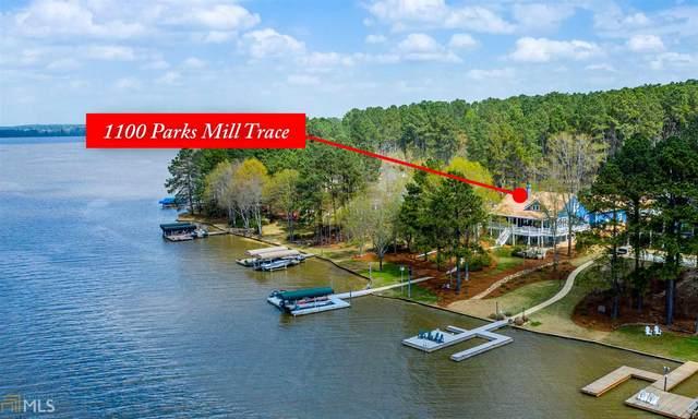 1100 Parks Mill Trce, Greensboro, GA 30642 (MLS #8759925) :: Military Realty
