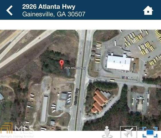 2926 Atlanta Hwy, Gainesville, GA 30507 (MLS #8760068) :: Rettro Group