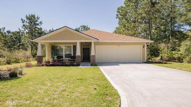 202 Holm Pl #510, St. Marys, GA 31558 (MLS #8760385) :: Military Realty
