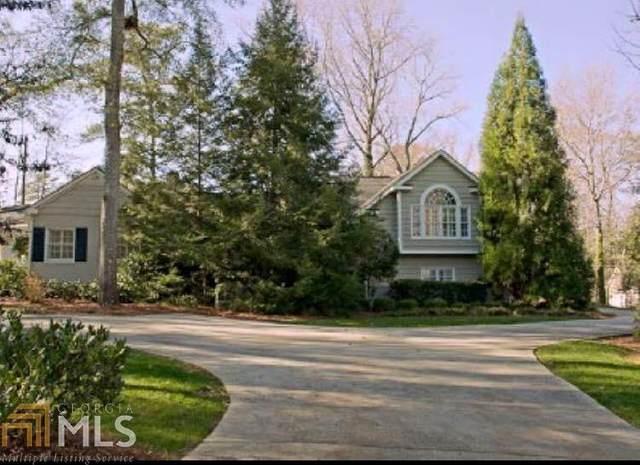 115 Woodbine Cir, Newnan, GA 30263 (MLS #8760388) :: Buffington Real Estate Group