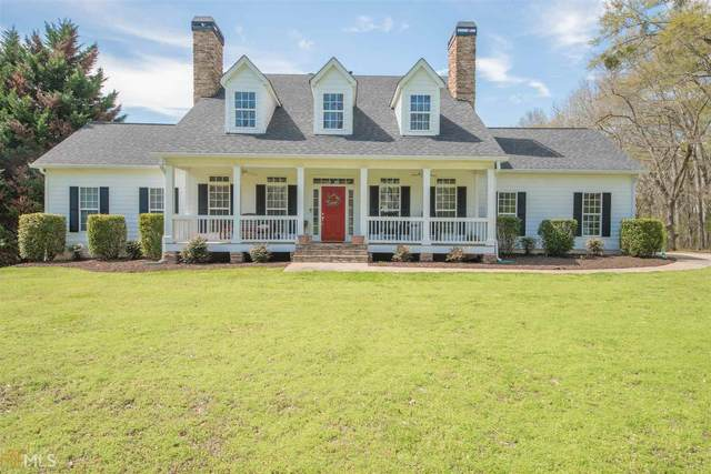 202 Victoria Dr, Moreland, GA 30259 (MLS #8760468) :: Buffington Real Estate Group