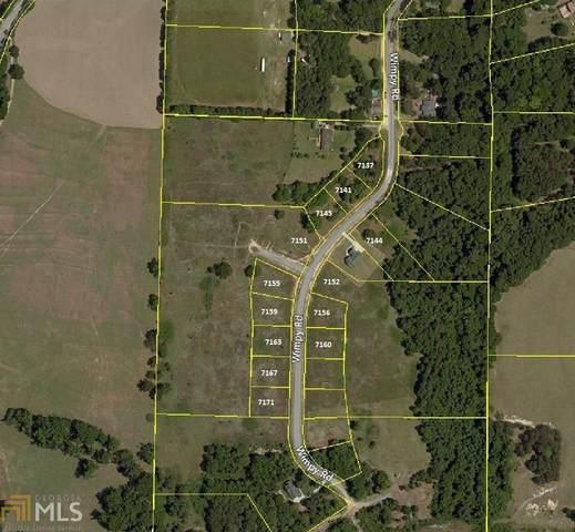 7159 Wimpy Rd, Macon, GA 31216 (MLS #8760533) :: The Heyl Group at Keller Williams