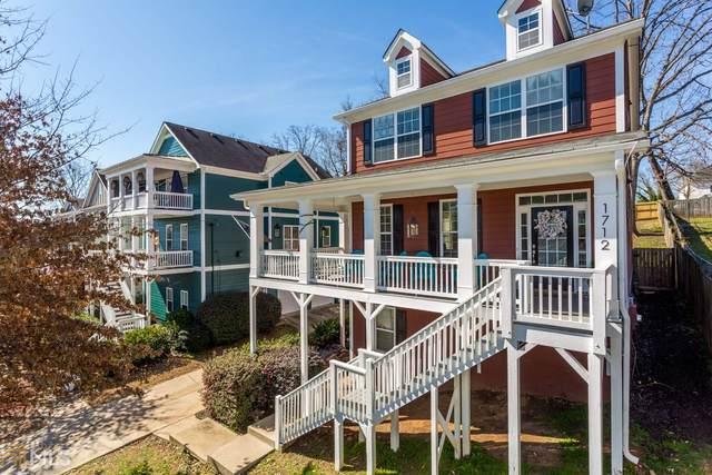 1712 Zadie St, Atlanta, GA 30318 (MLS #8760628) :: Buffington Real Estate Group