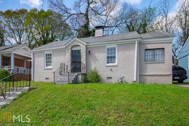 233 1St St Sw, Atlanta, GA 30314 (MLS #8760656) :: Athens Georgia Homes