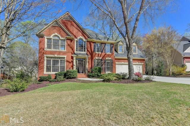 770 Cambridge Crest Ln, Alpharetta, GA 30005 (MLS #8760681) :: Scott Fine Homes