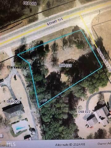 121 Singing Hills Dr #34, Clarkesville, GA 30523 (MLS #8760686) :: Rettro Group