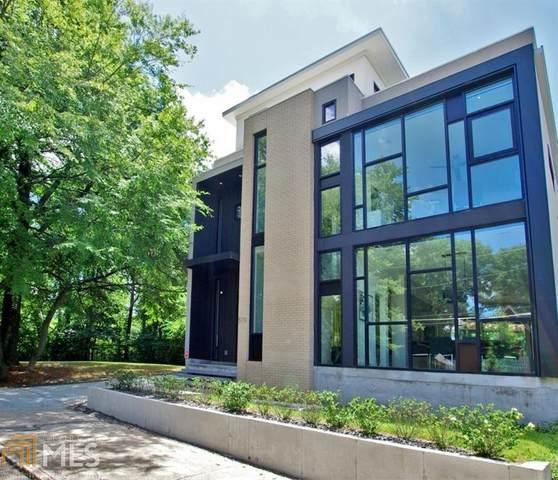 575 Highland Ave, Atlanta, GA 30312 (MLS #8760693) :: Community & Council