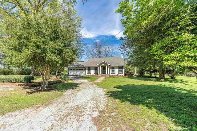20 acres 284 New Phoenix Rd, Eatonton, GA 31024 (MLS #8760713) :: Buffington Real Estate Group
