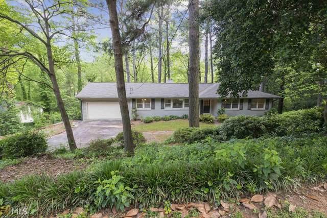 780 Starlight Ln, Sandy Springs, GA 30342 (MLS #8760876) :: Athens Georgia Homes