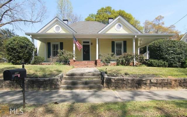 2193 Conyers St, Covington, GA 30014 (MLS #8760894) :: Buffington Real Estate Group
