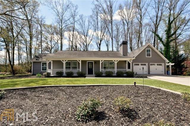 110 Andover, Alpharetta, GA 30009 (MLS #8760931) :: Athens Georgia Homes