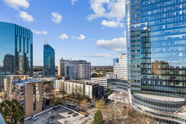 3324 Peachtree Rd #1213, Atlanta, GA 30326 (MLS #8761017) :: Rich Spaulding