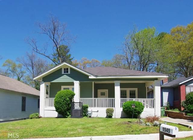 1545 Montreat Place Sw, Atlanta, GA 30311 (MLS #8761259) :: Buffington Real Estate Group