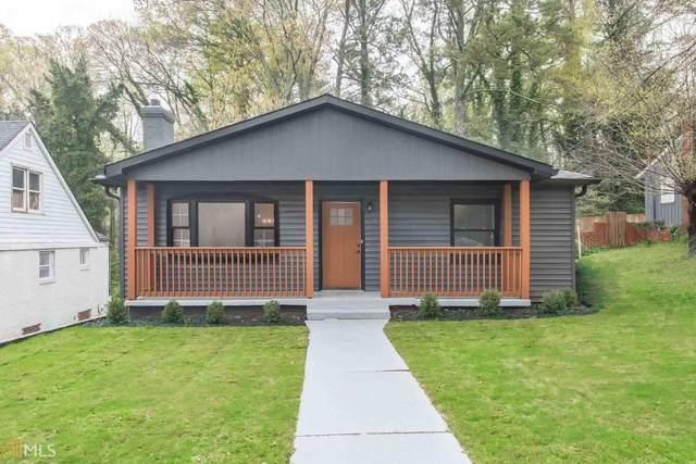 1464 Sharon St, Atlanta, GA 30314 (MLS #8761314) :: Buffington Real Estate Group