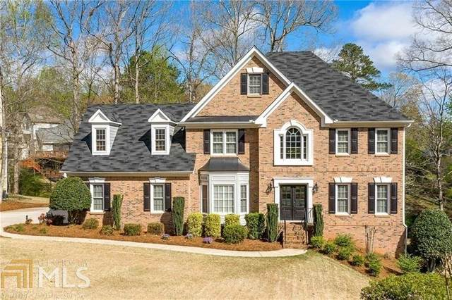 5016 Chapel Lake Circle, Douglasville, GA 30135 (MLS #8761400) :: Rich Spaulding