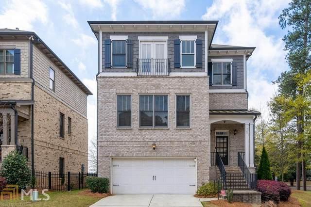 925 Canterbury Ln Ne, Atlanta, GA 30324 (MLS #8761494) :: Buffington Real Estate Group