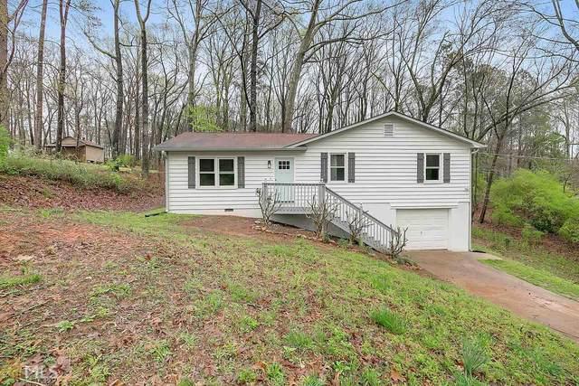 155 Oak Forest, Canton, GA 30115 (MLS #8761496) :: Buffington Real Estate Group