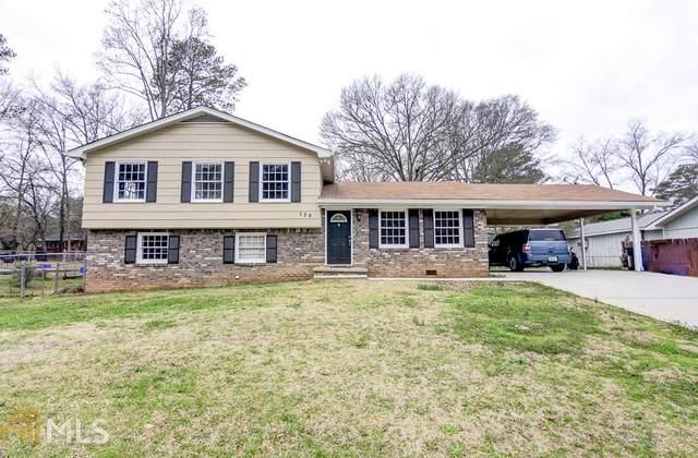 130 Mimosa, Fayetteville, GA 30214 (MLS #8761508) :: Anderson & Associates