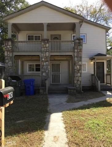 1034 Joseph E Boone Boulevard, Atlanta, GA 30314 (MLS #8761538) :: Buffington Real Estate Group