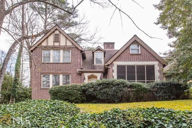 1369 Springdale Rd, Atlanta, GA 30306 (MLS #8761541) :: Community & Council