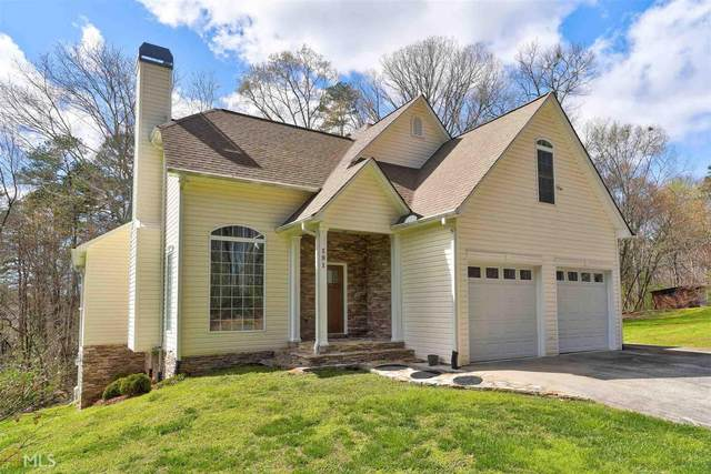 191 Roberts Ridge Rd, Ellijay, GA 30540 (MLS #8761542) :: Rettro Group