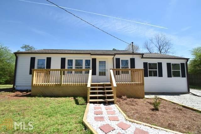 410 Old Corinth, Newnan, GA 30263 (MLS #8761550) :: Buffington Real Estate Group