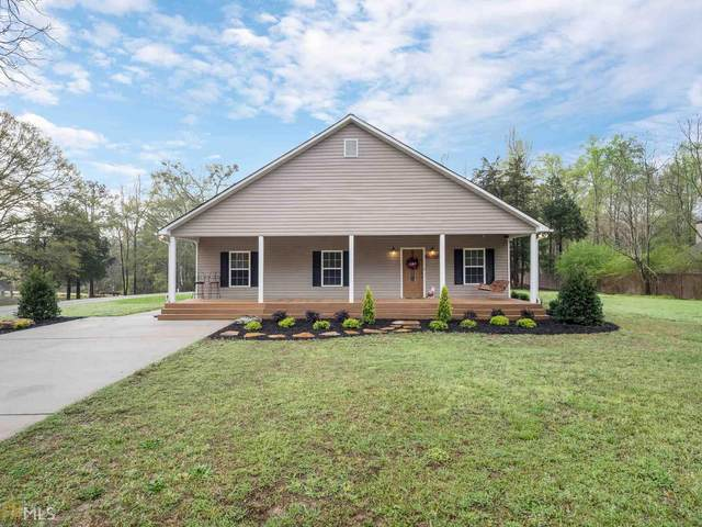 161 Short Rd, Sharpsburg, GA 30277 (MLS #8761607) :: Buffington Real Estate Group