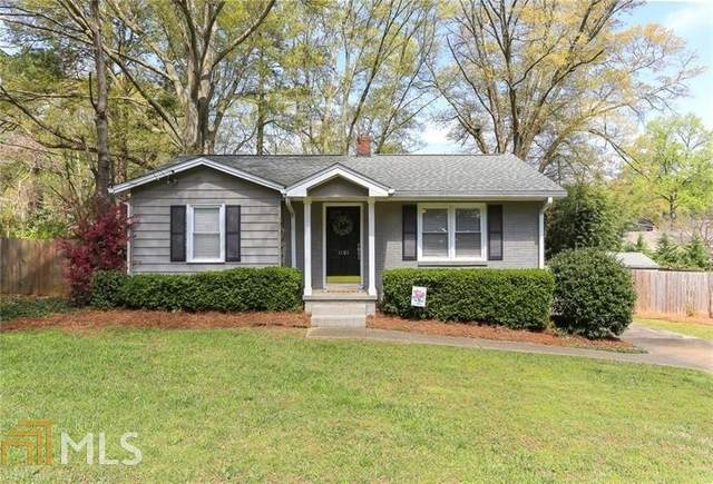 1101 Mclinden Ave Se, Smyrna, GA 30080 (MLS #8761626) :: Buffington Real Estate Group