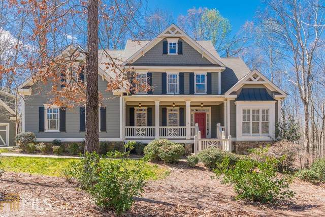 47 Crooked Tree Dr, Dawsonville, GA 30534 (MLS #8761713) :: Athens Georgia Homes