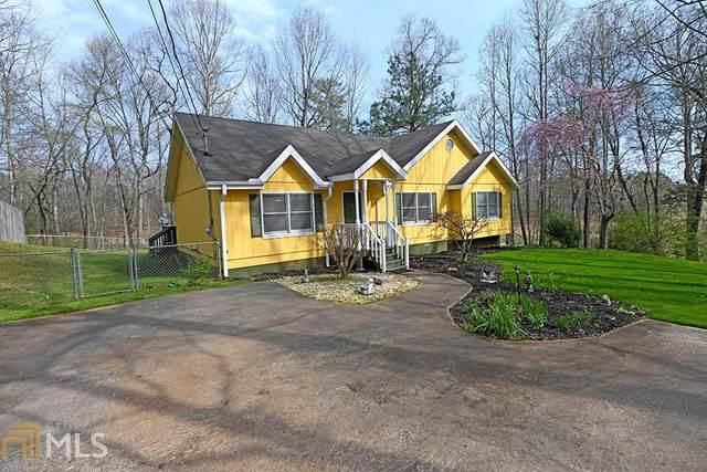 72 Dogwood Way, Dawsonville, GA 30534 (MLS #8761731) :: Rettro Group