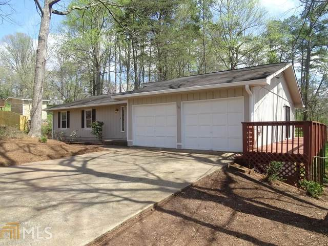 222 Little Brook Lane, Woodstock, GA 30188 (MLS #8761820) :: Rettro Group