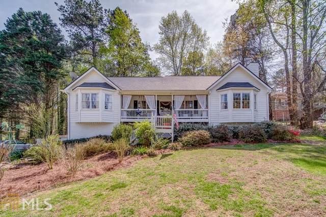 1018 Atherton Lane, Woodstock, GA 30189 (MLS #8761836) :: Rettro Group