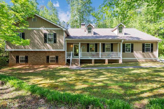 1002 Old Pendergrass, Jefferson, GA 30549 (MLS #8761840) :: Buffington Real Estate Group
