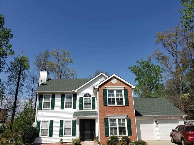 2838 Silver Queen Rd, Ellenwood, GA 30294 (MLS #8761997) :: Buffington Real Estate Group