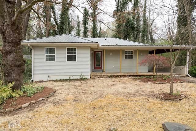 196 N N Park St, Dahlonega, GA 30533 (MLS #8762037) :: Lakeshore Real Estate Inc.