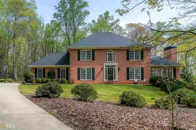 215 Postwood Dr, Fayetteville, GA 30215 (MLS #8762056) :: Rettro Group