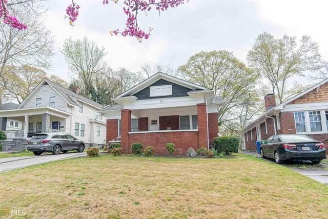 504 E Ontario, Atlanta, GA 30310 (MLS #8762085) :: Buffington Real Estate Group